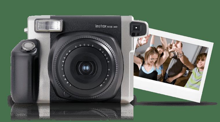 Polaroid kameras noma Jēkabpilī Instax Wide